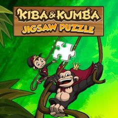 Kiba & Kumba Jigsaw Puzzle - http://www.funtime247.com/puzzles/kiba-kumba-jigsaw-puzzle/ - Go on a puzzle adventure with Kiba & Kumba! 40 beautiful jigsaw puzzle levels are waiting for you! Simply drag and drop the pieces on screen and finish the picture.