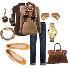 Classy casual style #style #fashion