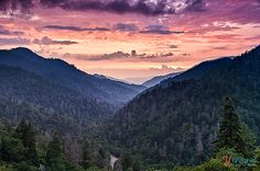 Great Smoky Mountains, Tennessee - Explore the REAL America!