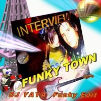 Next up tonight is the amazing French duo INTERVIEW   with their dancy number Funky Town - INTERVIEW - Dj Yaya funky edit   https://soundcloud.com/interview/funky-town-interview-dj-yaya-funky-edit