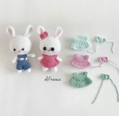 Image gallery – Page 343188434101692318 – Artofit Easy Crochet Patterns, Crochet Patterns Amigurumi, Amigurumi Doll, Crochet Toys, Crochet Baby, Mercerized Cotton Yarn, Kawaii Crochet, Handmade Crafts, Diy And Crafts