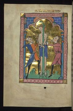 Anonymous(England)TitleLeaf from Carrow PsalterDatecirca 1250 (Medieval)Mediumink, paint and gold on parchmentDimensions24.5 × 17.5 cm (9.6 × 6.9 in)Current location  Walters Art Museum