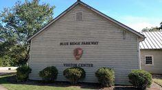 Along the Way with J & J: Sept. 23 - Blue Ridge Parkway & Natural Bridge