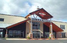 Shenandoah Harley-Davidson in Staunton VA