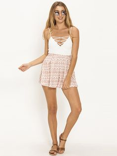 Image For Mooloola Indi Playsuit From City Beach Australia