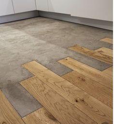 Wooden Flooring, Kitchen Flooring, Hardwood Floors, Wood Tiles, Concrete Wood Floor, Garage Flooring, Dark Flooring, Terrazzo Flooring, Kitchen Wood