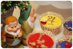 Magical Snow White party | CatchMyParty.com