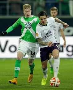 Everton vs. Wolfsburg November 27