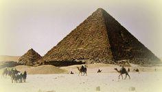 ÄGYPTEN, Gizeh, Man fühlt sich winzig und vergänglich, 156/1233