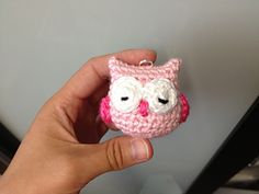 free crochet owl pattern - ravelry pdf download