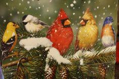 Chickadee: A Chalk Pastels Tutorial