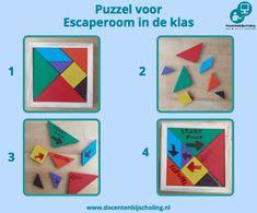 Escaperoom in de klas Escape Room Design, Escape Room Diy, Escape Room For Kids, Escape Room Puzzles, Escape Box, Escape The Classroom, Breakout Boxes, Puzzle Crafts, Paris Birthday