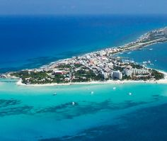Isla Mujeres, Mexico is the Island of happiness and re-laxation :)
