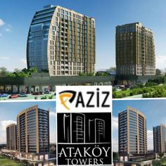 Invest in Turkey Real Estate market with our professional guidance. For more than 100+ properties, visit our website www.cctinvestments.com ✅ #istanbulproperty #istanbulrealestate #istanbul #atakoytowers #ataköytowers #azizyapi #atakoy