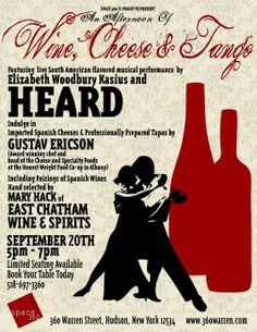 wine and tango