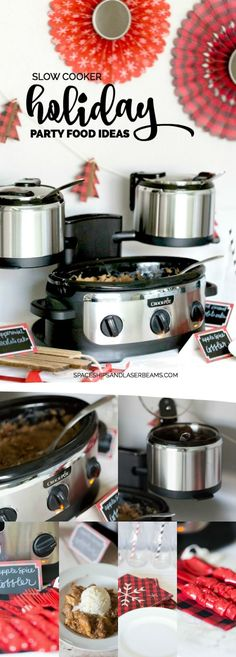 Slow Cooker Holiday