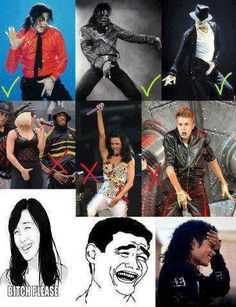 Funny Pictures of Michael Jackson vs. Other Singers Justin Beiber Hair, Justin Beiber Girlfriend, Justin Bieber, Michael Jackson Funny, Jackson 5, Michael Jackson Wallpaper, King Of Music, Album Covers, Funny Pictures