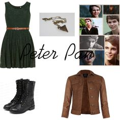 Fictional Fashion: Peter Pan - OUAT