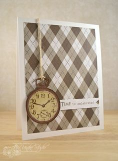 TIME to celebrate by Amy Wanford, via Flicker  good guy card