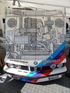 BMW that's a nice hood Bmw E24, Audi, Porsche, Sport Cars, Race Cars, Bmw 635 Csi, Ferrari, E36 Coupe, Bmw Vintage