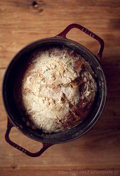 Pracownia Wypieków: Chleb kminkowy bez wyrabiania