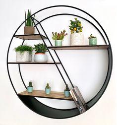 Realizácie   ROXOR DESIGN STORE Salon Interior Design, Steel Furniture, Furniture Design, Design Ideas, Gardening, Shelves, Store, Home Decor, Quartos