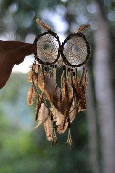 owl dreamcatcher.