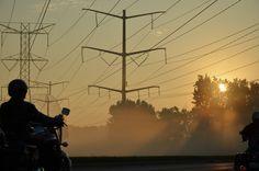 Foggy Sunrise 079 Photo By Michael Kappel