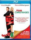 Four Christmases [Special Edition] [2 Discs] [Blu-ray] [2008]