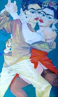 Tango! Frida Kahlo