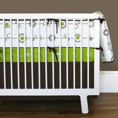 Olli & Lime George Collection Crib Bedding Set