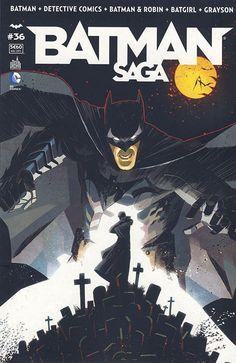 Batman Saga - 36 - Collectif