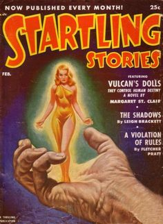 Sci-Fi Magazine Covers | Vintage Covers of American Science Fiction Magazines
