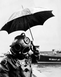 Скафандры для капитана Немо Skull, Art, Rain, Kunst, Gcse Art, Sanat