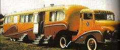 Vintage Trailer Trucks - Google Search