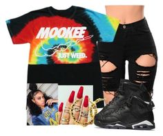 """""""vibes."""" by jaysational ❤ liked on Polyvore featuring NIKE"""