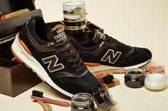 New Balance M997 – Made in the U.S.A. 'Premium Leathers'