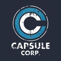 Capsule Corp Logo - Visit now for 3D Dragon Ball Z compression shirts now on sale! #dragonball #dbz #dragonballsuper