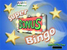 Afirmam #bonusbingo super emocionante e a experiência de jogar bingo online Bingo Bonus, Games