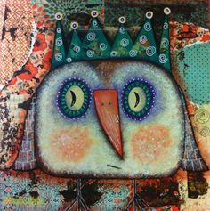 Quirky Bird Series | Karen Kohn