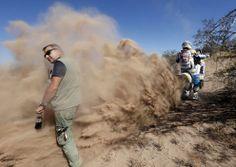 Riaan van Niekerk - Dakar 2014