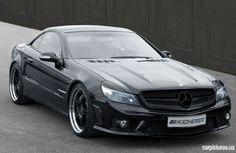 Kicherer Mercedes-Benz SL 63 AMG
