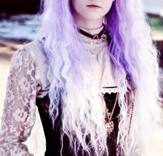 Pastel goth http://fromtrendtostyle.blogspot.ru/2014/08/pastel-goth-sea-punk-58.html