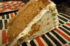 Pumpkin Spice Cake Pumpkin Spice Cake, A Pumpkin, Latte, Spices, Cakes, Desserts, Deserts, Pastries, Dessert