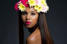 . Red Green, Yellow, Beauty Shoot, Afro Hair, Hair Piece, My Hair, Costumes, Portrait, Makeup