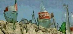 Coca Cola always with best advertising. Here shows how to re-use the bottle. Anti-Thief haha