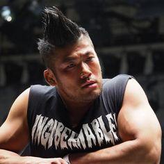 Cute Japanese Boys, Wwe, Tank Man, Wrestling, Kpop, Mens Tops, Lucha Libre