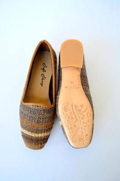 be85026f9683 Women kilim shoes - 36 Euro size (24 cm -9