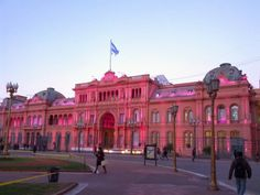 pink office building - Google Search