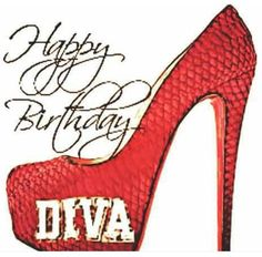 Happy birthday Diva